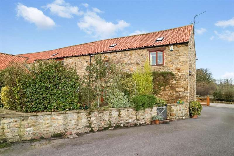 2 Bedrooms Barn Conversion Character Property for sale in Colburn Barns, Colburn, Catterick Garrison