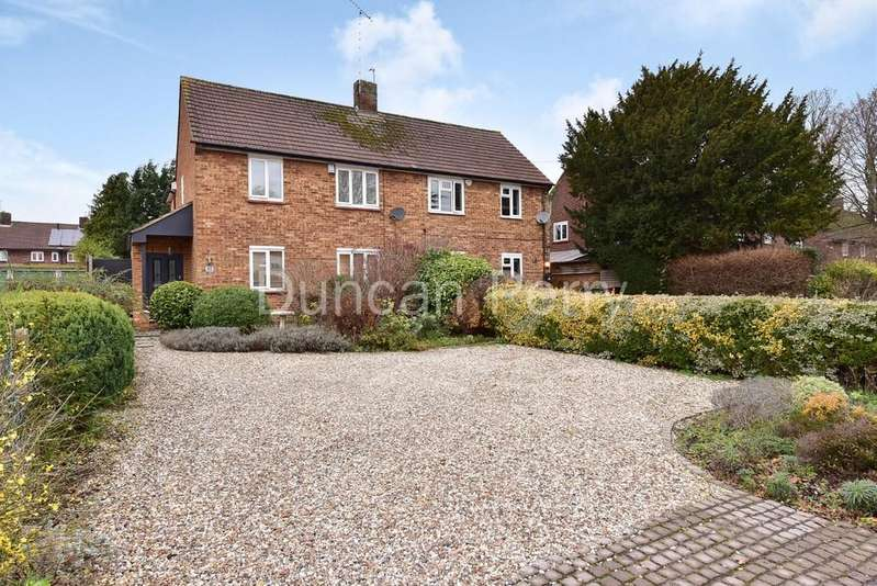 3 Bedrooms Semi Detached House for sale in Blanche Lane, South Mimms