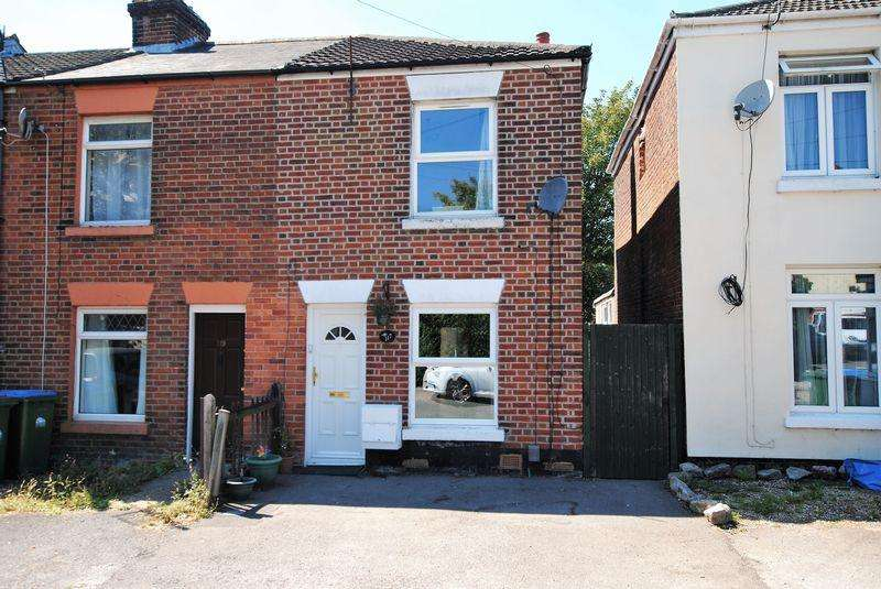2 Bedrooms Terraced House for sale in Whites Road, Bitterne