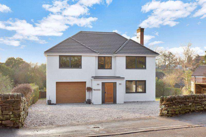 4 Bedrooms Detached House for sale in School Lane, Heage, Belper