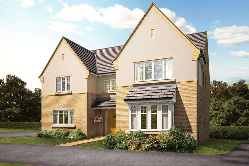 5 Bedrooms Detached House for sale in Plot 54 The Inkberry, The Hollies, Gnosall, ST20