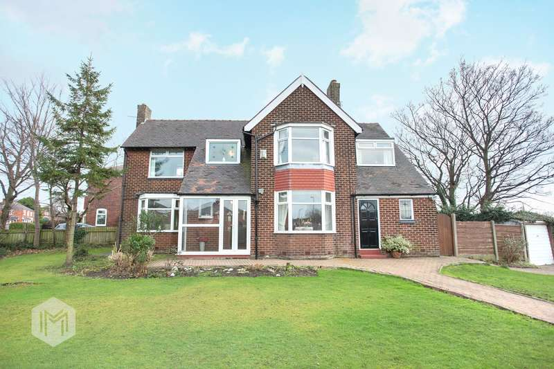 4 Bedrooms Detached House for sale in Wilton Road, Salford, M6