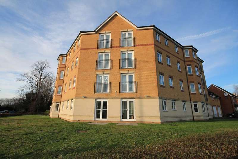 2 Bedrooms Apartment Flat for sale in Martingale Chase, Newbury, RG14