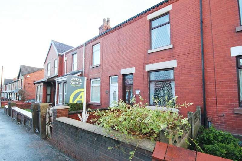 2 Bedrooms Terraced House for sale in Wigan Road, Ashton-in-Makerfield, Wigan, WN4