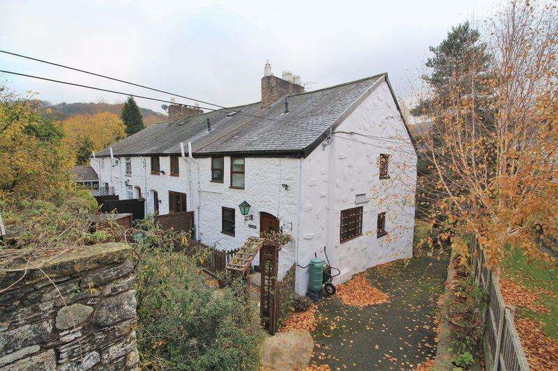 3 Bedrooms End Of Terrace House for sale in Dee Mill Place, Llangollen
