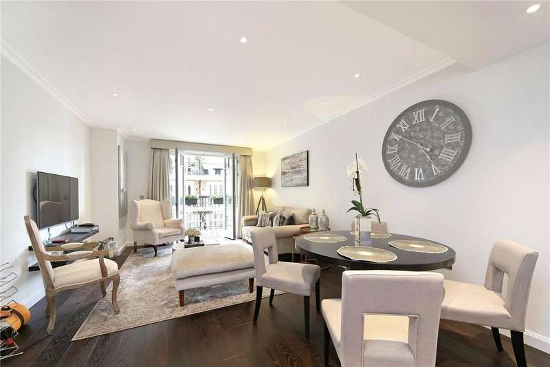 2 Bedrooms Flat for sale in Higham House East, Higham House, Carnwath Road, London, SW6