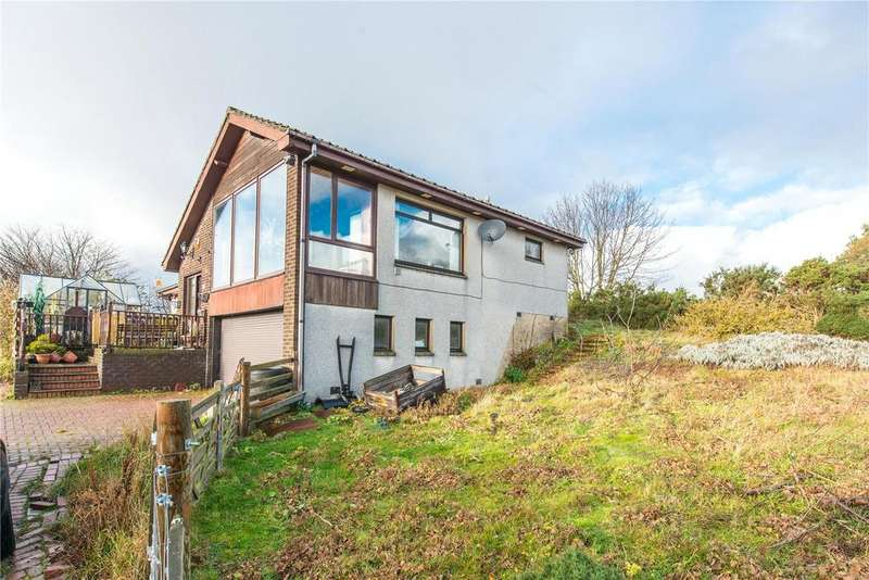 3 Bedrooms Detached House for sale in Griffern House, Ferryhills Road, North Queensferry, Inverkeithing, Fife