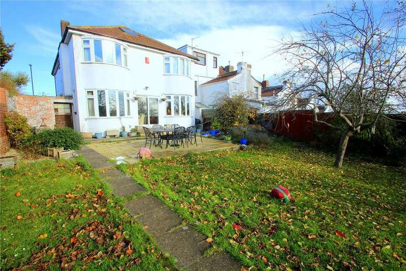 4 Bedrooms Detached House for sale in King Road, Knowle, Bristol, BS4