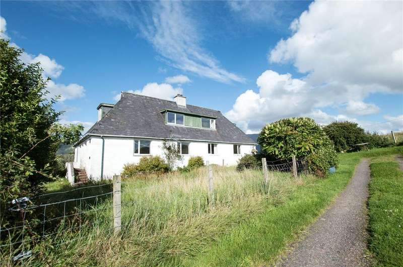 3 Bedrooms Semi Detached House for sale in 1 Brenva Cottages, Taynuilt, Argyll and Bute, PA35