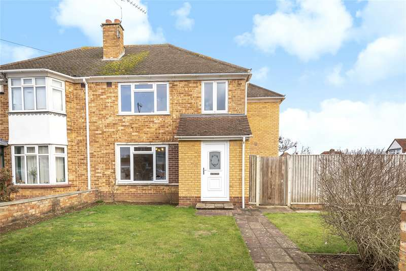 4 Bedrooms Semi Detached House for sale in Headington Road, Maidenhead, Berkshire, SL6