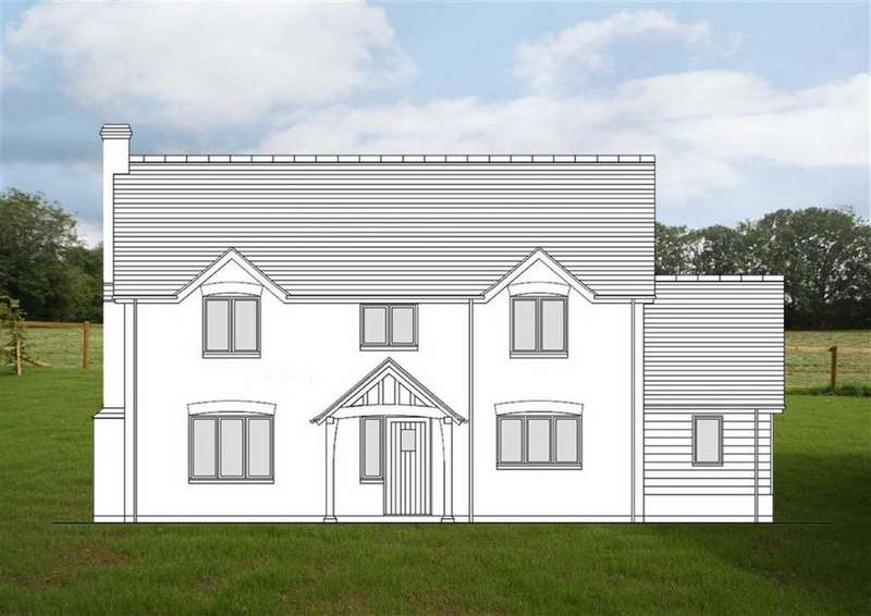 3 Bedrooms House for sale in White Lions Meadow, LYONSHALL, Kington, Herefordshire