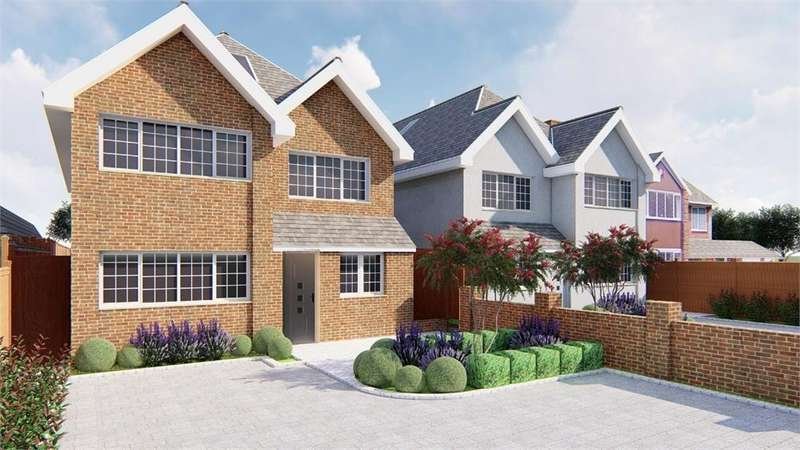 5 Bedrooms Detached House for sale in UPLAND DRIVE, BROOKMANS PARK