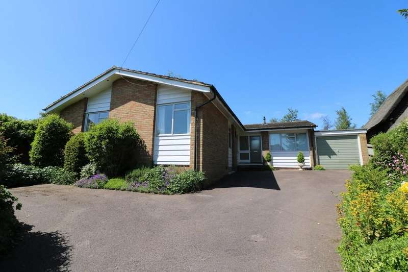 3 Bedrooms Detached Bungalow for sale in Green End, Braughing