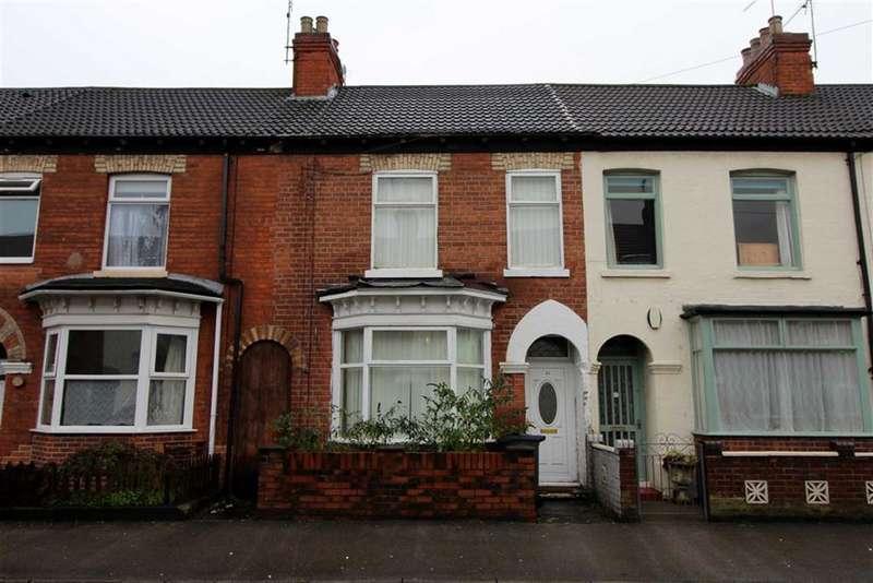 3 Bedrooms Terraced House for sale in Blenheim Street, Hull, East Yorkshire