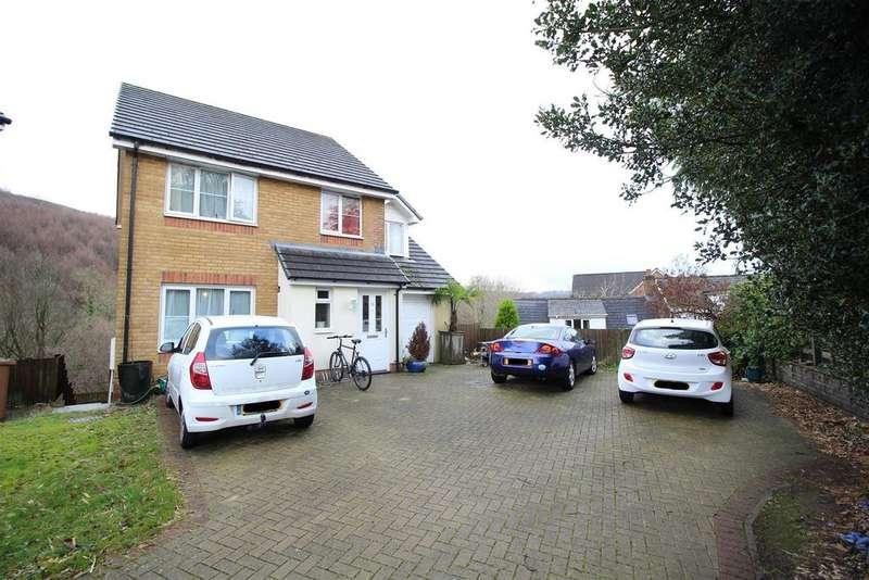 4 Bedrooms Detached House for sale in Valley Meadow Close, Newbridge, Newport