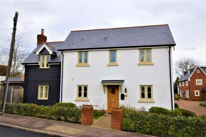4 Bedrooms Detached House for sale in Stansted