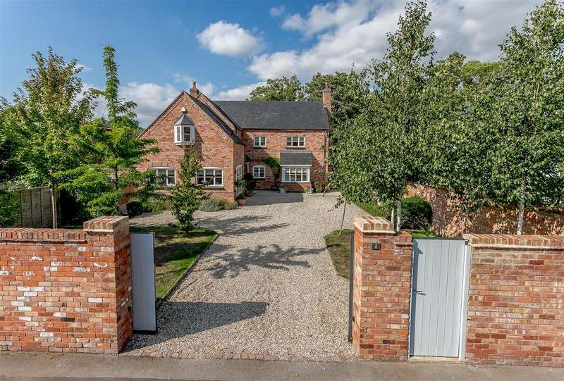 5 Bedrooms Detached House for sale in Mill Road, Leamington Spa, Warwickshire