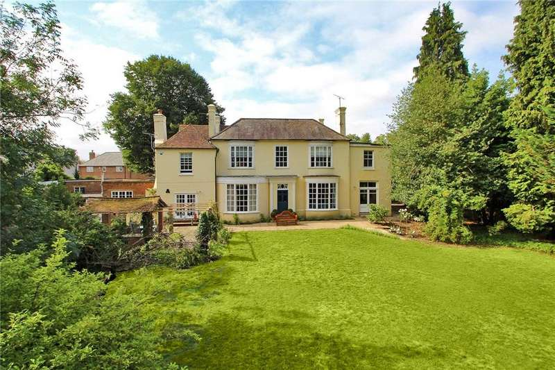 7 Bedrooms Detached House for sale in Mill Street, East Malling, West Malling, Kent, ME19