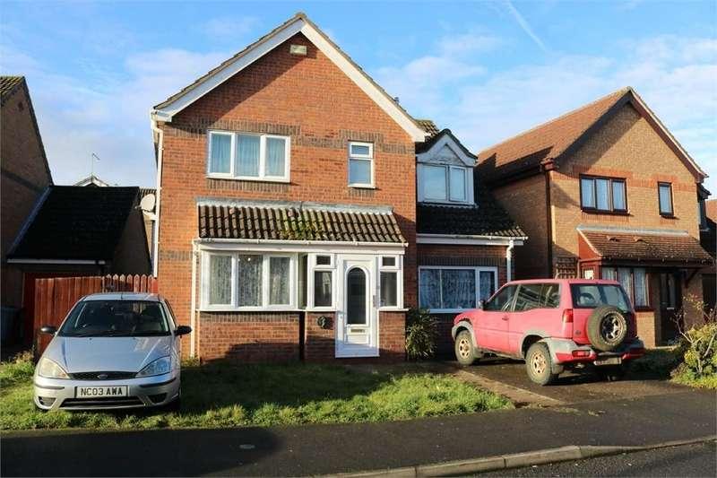 4 Bedrooms Detached House for sale in Kesteven Way, BOURNE, Lincs