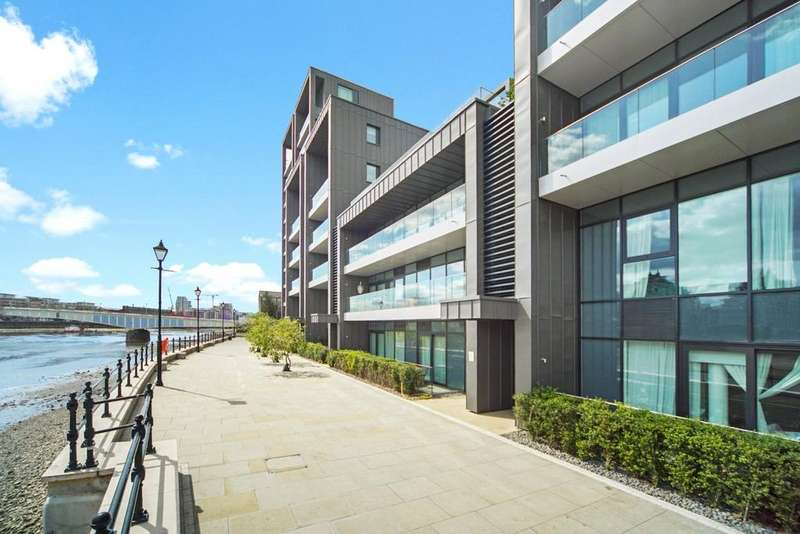 2 Bedrooms Flat for sale in Ravensbourne Apartments, 5 Central Avenue, London, SW6