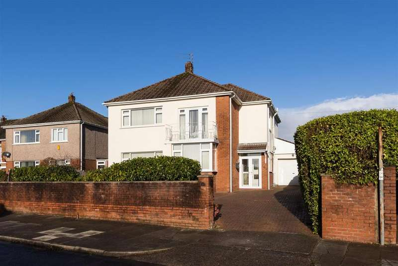 4 Bedrooms Detached House for sale in Pwllmelin Road, Cardiff