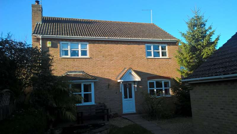5 Bedrooms Property for sale in Sewter Gardens, Nassington, Peterborough