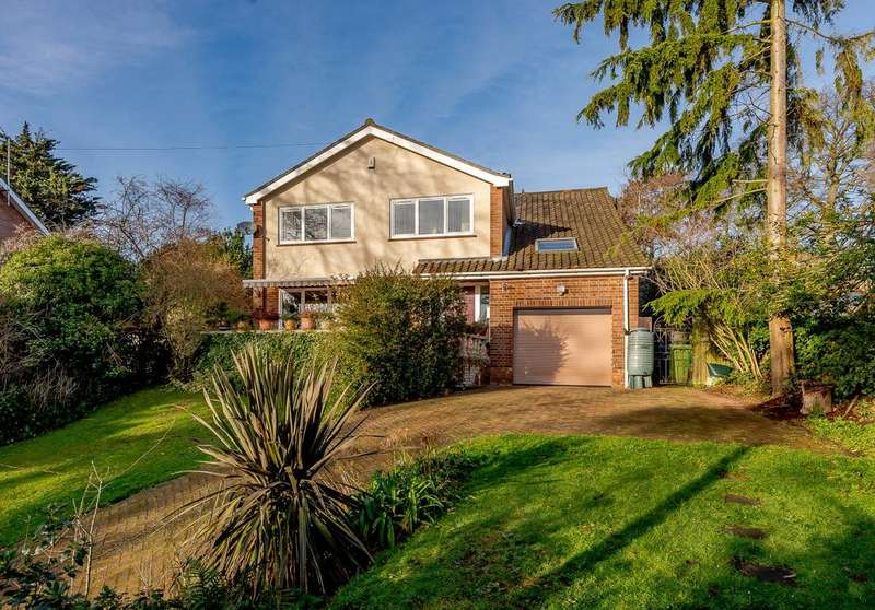 4 Bedrooms Detached House for sale in Ranson Road, Norwich, NR1