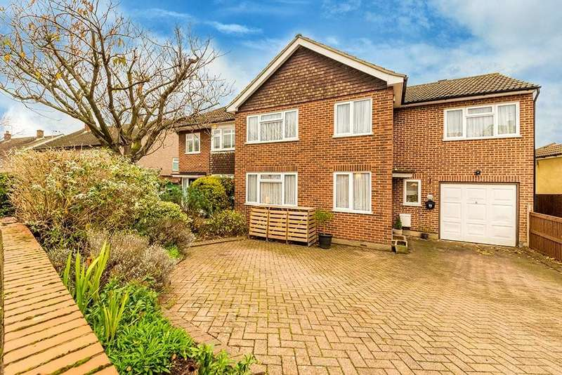 4 Bedrooms Semi Detached House for sale in Kingsway, Ware