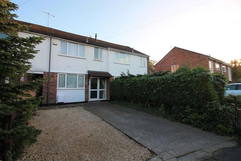 3 Bedrooms Terraced House for sale in Westward Drive, Pill, North Somerset,