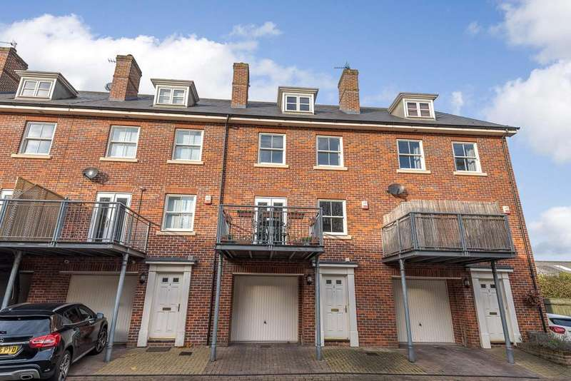 5 Bedrooms Terraced House for sale in Baltic Wharf, Norwich, NR1