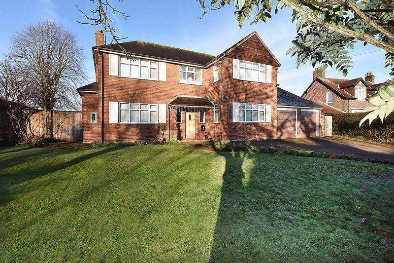 3 Bedrooms Detached House for sale in Bexton Road, Knutsford