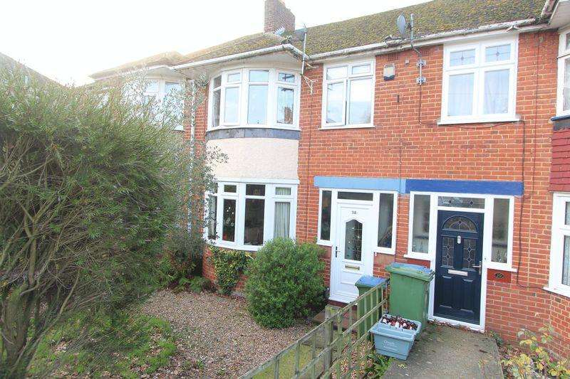 3 Bedrooms Terraced House for sale in Bryanston Road, Bitterne, Southampton