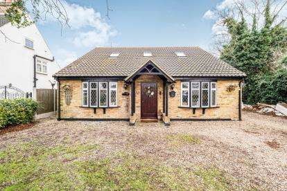 4 Bedrooms Bungalow for sale in South Ockendon, Essex
