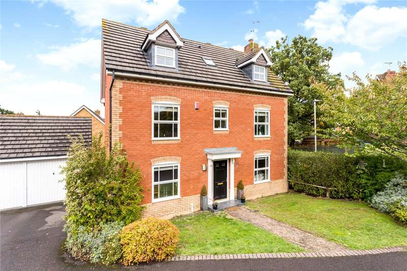 5 Bedrooms Detached House for sale in Grace Gardens, Cheltenham, Gloucestershire, GL51