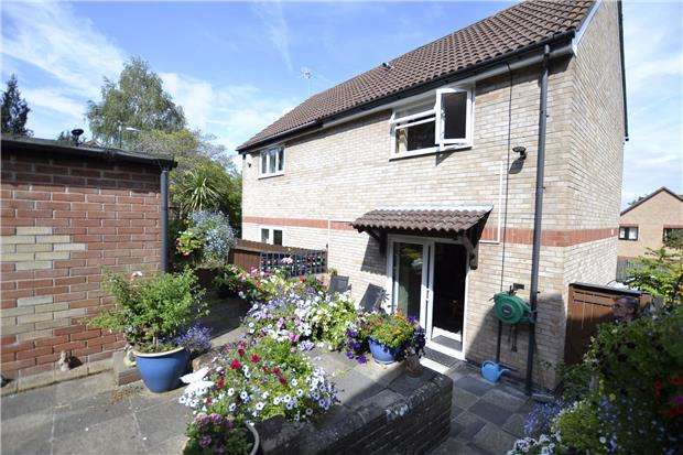 2 Bedrooms Semi Detached House for sale in Forest Drive, Brentry, BRISTOL, BS10 6RX