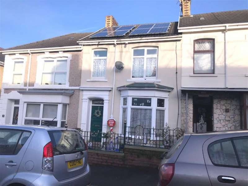 4 Bedrooms Terraced House for sale in College Hill, Llanelli
