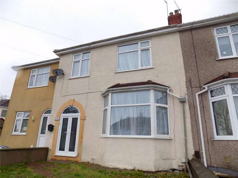 3 Bedrooms Terraced House for sale in Ingleside Road, Kingswood, Bristol, BS15