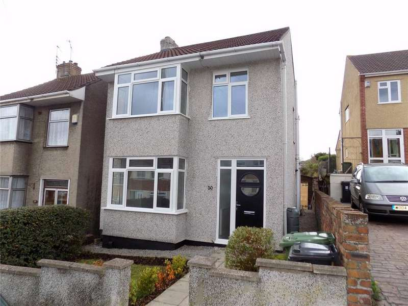 3 Bedrooms Detached House for sale in Fairview Road, Kingswood, Bristol, BS15