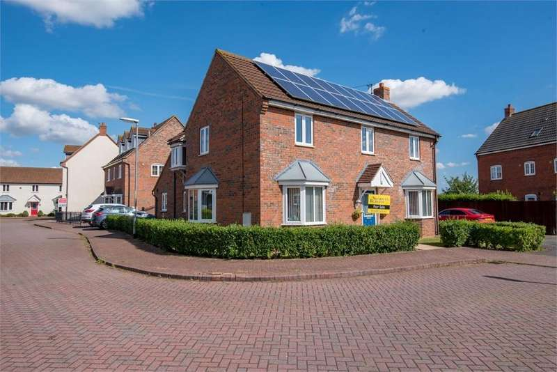 4 Bedrooms Detached House for sale in Monarchs Road, Sutterton, Boston, Lincolnshire