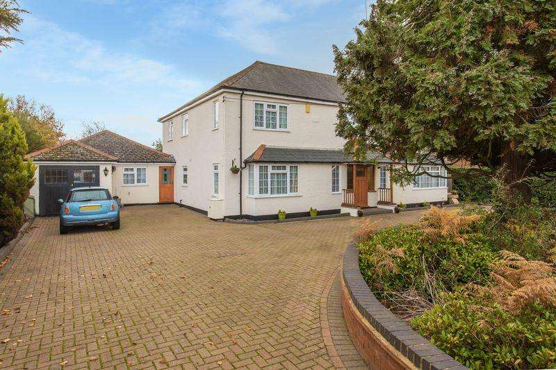 6 Bedrooms Detached House for sale in Holmer Green