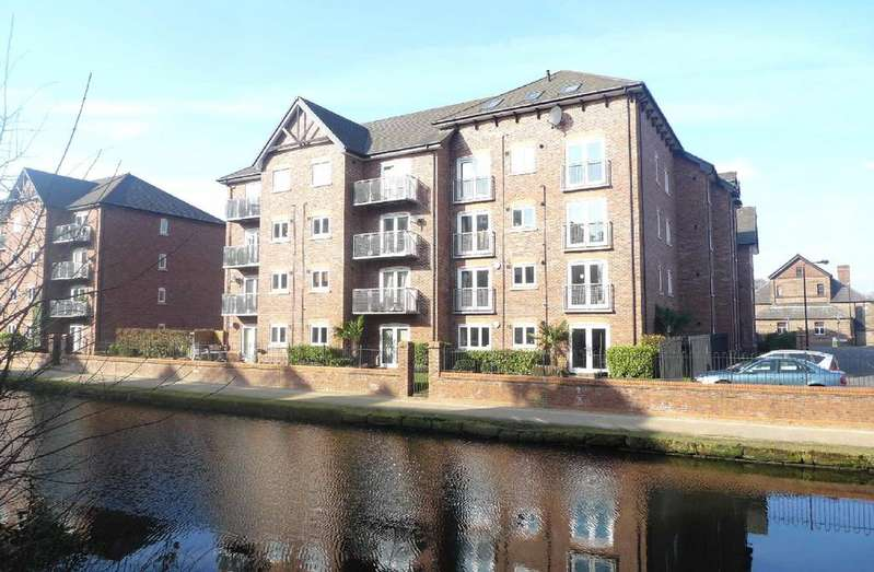 2 Bedrooms Apartment Flat for sale in Waterside, Sale, Cheshire, M33