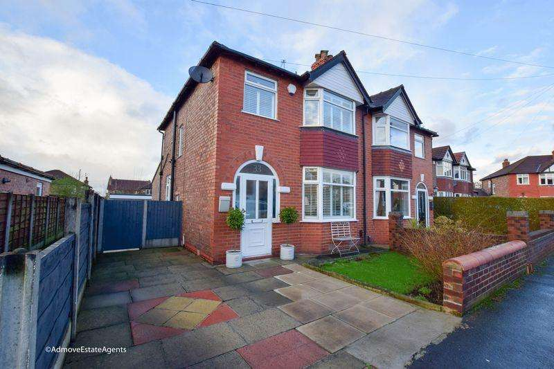 3 Bedrooms Semi Detached House for sale in Perry Road, Timperley