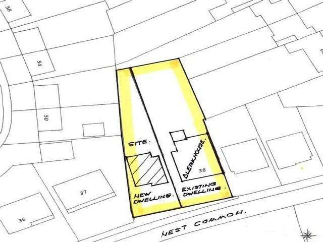 Land Commercial for sale in Nest Common, Walsall