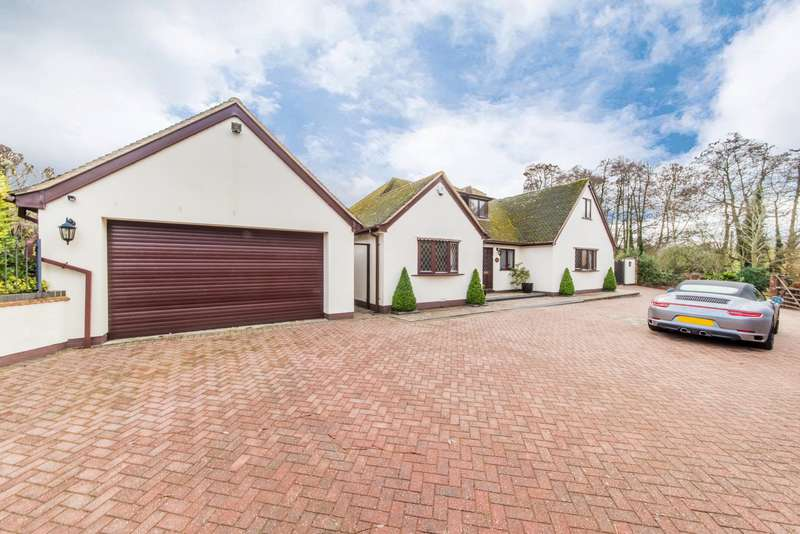 4 Bedrooms Property for sale in Brantley Cottage, Claverley