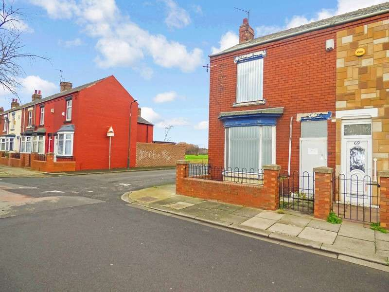 2 Bedrooms Property for sale in Hampden Street, South Bank, Middlesbrough, North Yorkshire, TS6 6LH
