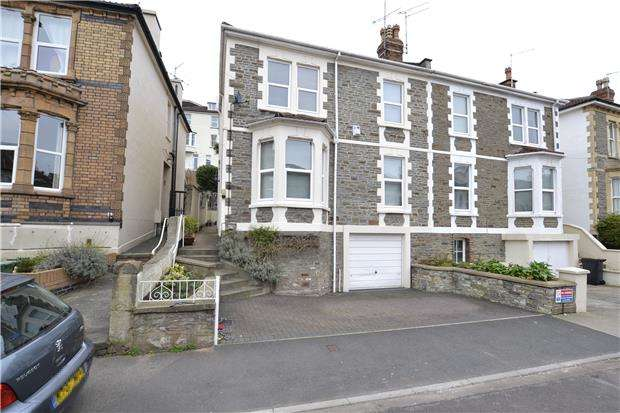 4 Bedrooms Semi Detached House for sale in Elton Road, Bishopston, Bristol, BS7 8DF