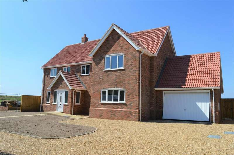 4 Bedrooms Detached House for sale in St. Peters Road, Wiggenhall St. Germans