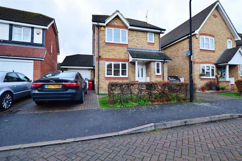 3 Bedrooms Link Detached House for sale in Earls Lane, Slough