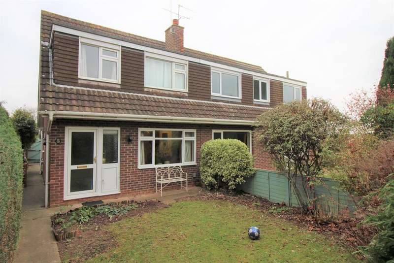 3 Bedrooms Semi Detached House for sale in Manor Walk, Thornbury, Bristol, BS35 1SP