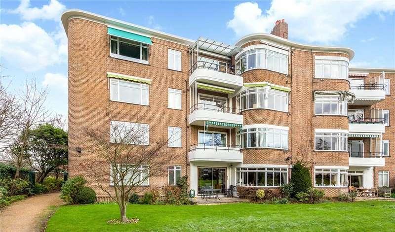 4 Bedrooms Flat for sale in Fairacres, Roehampton Lane, Putney, London, SW15
